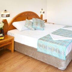 Side Kleopatra Beach Hotel Турция, Сиде - 1 отзыв об отеле, цены и фото номеров - забронировать отель Side Kleopatra Beach Hotel онлайн комната для гостей фото 4