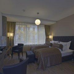 Hotel Vier Jahreszeiten Berlin City комната для гостей