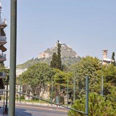 Апартаменты Acropolis Museum Apartment городской автобус