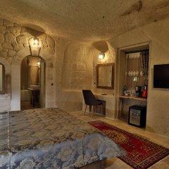 Бутик- Mahzen Cave Турция, Ургуп - отзывы, цены и фото номеров - забронировать отель Бутик-Отель Mahzen Cave онлайн комната для гостей фото 2