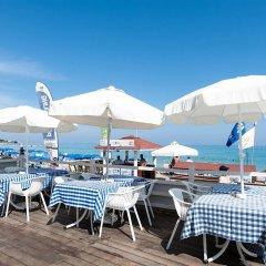 Iliada Beach Hotel пляж