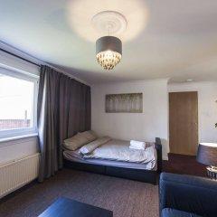 Отель Montgomery Apartments - Gyle Великобритания, Эдинбург - отзывы, цены и фото номеров - забронировать отель Montgomery Apartments - Gyle онлайн комната для гостей фото 5