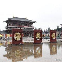 Отель ibis Xi'an North Second Ring Weiyang Rd Hotel Китай, Сиань - отзывы, цены и фото номеров - забронировать отель ibis Xi'an North Second Ring Weiyang Rd Hotel онлайн городской автобус
