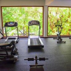Отель Gangehi Island Resort фитнесс-зал