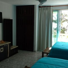 Апартаменты Apartment Solymar Cancun Beach удобства в номере