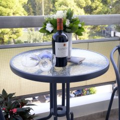 Phidias Hotel Афины балкон