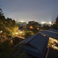 Отель Beppu Showaen Беппу балкон