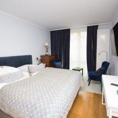 das kleine Hotel in München сейф в номере