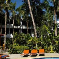 Отель Safari Beach Hotel Таиланд, Пхукет - 1 отзыв об отеле, цены и фото номеров - забронировать отель Safari Beach Hotel онлайн бассейн фото 3