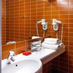 Отель Dorpat Hotel Эстония, Тарту - отзывы, цены и фото номеров - забронировать отель Dorpat Hotel онлайн ванная фото 2