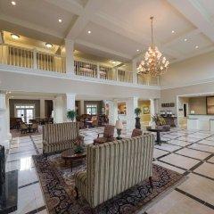 Отель Hampton Inn Vicksburg интерьер отеля