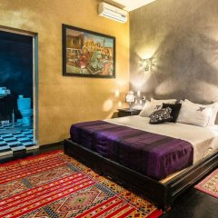 Отель Riad Ksar Aylan Марокко, Уарзазат - отзывы, цены и фото номеров - забронировать отель Riad Ksar Aylan онлайн комната для гостей