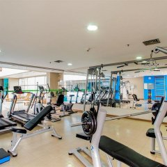 Prodigy Grand Hotel Berrini фитнесс-зал фото 2