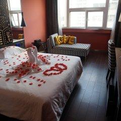 Orange Hotel Select Luohu Shenzhen Шэньчжэнь в номере