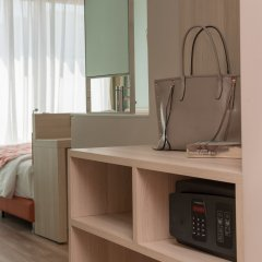 Kubic Athens Smart Hotel сейф в номере