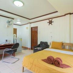 Отель Patong Rai Rum Yen Resort 3* Стандартный номер с различными типами кроватей
