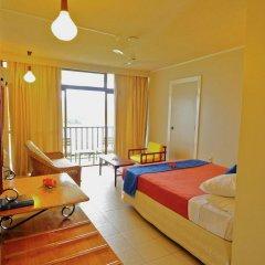 Отель Savusavu Hot Springs Hotel Фиджи, Савусаву - отзывы, цены и фото номеров - забронировать отель Savusavu Hot Springs Hotel онлайн комната для гостей фото 2
