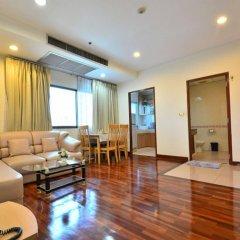Апартаменты Piyavan Tower Serviced Apartment комната для гостей фото 3