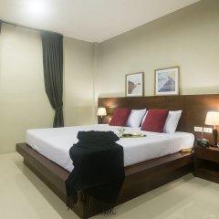 Отель Green Leaf Hostel Таиланд, Пхукет - отзывы, цены и фото номеров - забронировать отель Green Leaf Hostel онлайн комната для гостей фото 4