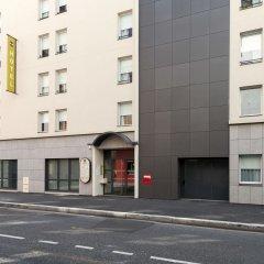 B&B Hotel Lyon Caluire Cité Internationale парковка