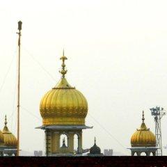 Hotel Tara Palace Chandni Chowk Нью-Дели приотельная территория фото 2