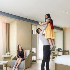 Отель Novotel Shanghai Clover детские мероприятия