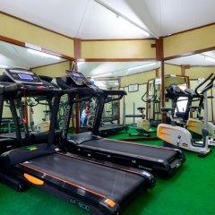 Отель Heritage Village Club Гоа фитнесс-зал фото 3