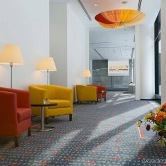 Hotel D'Angelo интерьер отеля