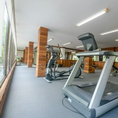 The Route Sriracha Hotel and Residence фитнесс-зал фото 2