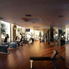 Отель Amathus Elite Suites фитнесс-зал