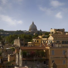 Отель Ripense In Trastevere балкон