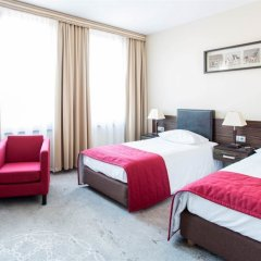 Отель Qubus Hotel Gdańsk Польша, Гданьск - 3 отзыва об отеле, цены и фото номеров - забронировать отель Qubus Hotel Gdańsk онлайн комната для гостей фото 2