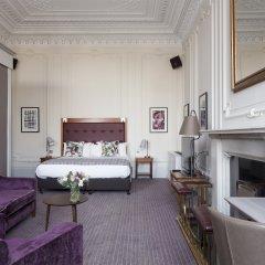 Отель Crowne Plaza Edinburgh - Royal Terrace Великобритания, Эдинбург - отзывы, цены и фото номеров - забронировать отель Crowne Plaza Edinburgh - Royal Terrace онлайн комната для гостей фото 3