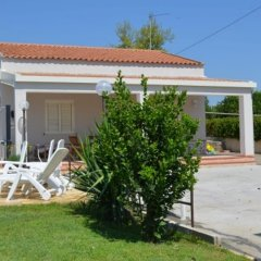 Отель Villa With 2 Bedrooms in Floridia, With Private Pool, Enclosed Garden and Wifi - 12 km From the Beach Флорида фото 16