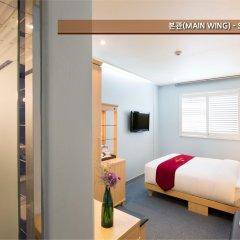 Отель Eldis Regent Hotel Южная Корея, Тэгу - отзывы, цены и фото номеров - забронировать отель Eldis Regent Hotel онлайн комната для гостей фото 4