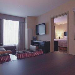 Отель Embassy Suites Columbus-Airport Колумбус комната для гостей фото 3