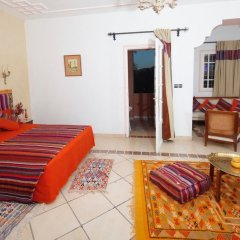 Отель Le Tinsouline Марокко, Загора - отзывы, цены и фото номеров - забронировать отель Le Tinsouline онлайн комната для гостей фото 5