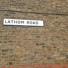 Отель Lathom Cottage Лондон парковка