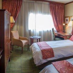Отель Peermont Walmont Ambassador At The Grand Palm Габороне комната для гостей