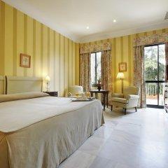 Отель Villa Jerez Испания, Херес-де-ла-Фронтера - отзывы, цены и фото номеров - забронировать отель Villa Jerez онлайн комната для гостей фото 4