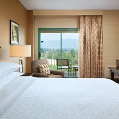 Sheraton San Jose Hotel комната для гостей фото 2