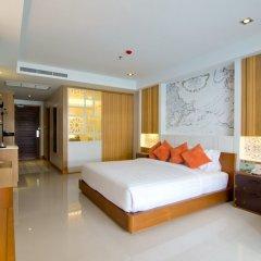 Отель Welcome World Beach Resort & Spa Таиланд, Паттайя - отзывы, цены и фото номеров - забронировать отель Welcome World Beach Resort & Spa онлайн комната для гостей фото 8