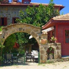 Отель Side Doga Pansiyon Сиде фото 3