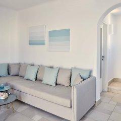 Aqua Blue Hotel комната для гостей фото 3