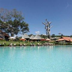Отель Chen Sea Resort & Spa с домашними животными