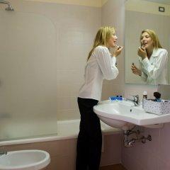 Отель Autohotel Venezia Италия, Мирано - отзывы, цены и фото номеров - забронировать отель Autohotel Venezia онлайн ванная