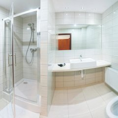Гостиница 4x4 ванная
