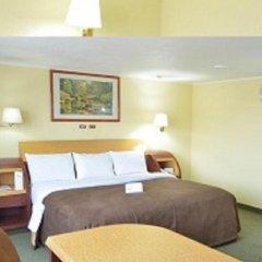 Отель Real Del Sur Мехико комната для гостей