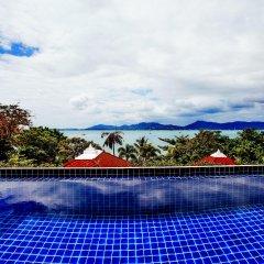 Отель Dream Sea Pool Villa бассейн
