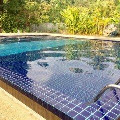 Отель Euro Lanta White Rock Resort And Spa Ланта бассейн